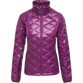 Columbia Trask Mountain Jacket 650 TurboDown Women, purple dahlia